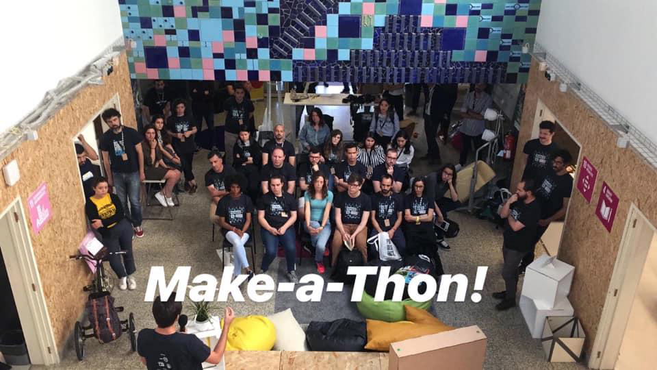 Patient Innovation at Make-a-thon