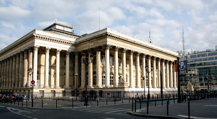 Palais Brongniart, 4th Patient Innovation Awards Venue