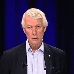 Sir Richard Roberts, Nobel Laureate in Medicine and Physiology and Member of the Advisory Board of Patient Innovation